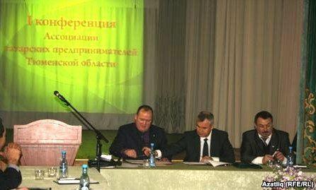 Төмән өлкәсендә татар эшмәкәрләре берләшә