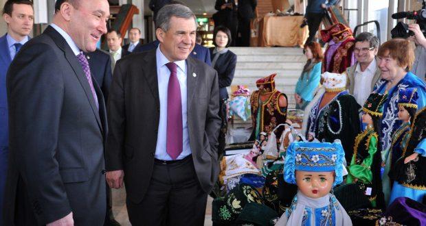 Татар авылын саклап калу эшмәкәрләр кулында