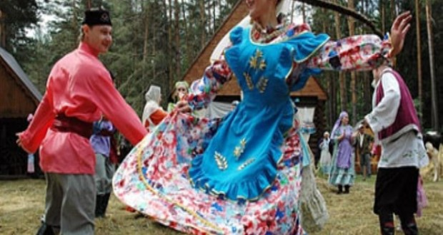 Sabantui in Jizzak – a symbol of unity of the people