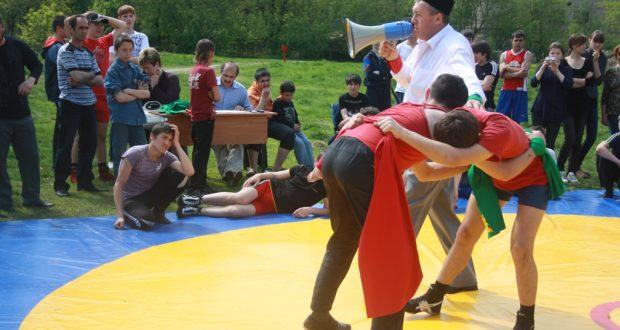 В Иванове состоялся второй в этом году детский Сабантуй