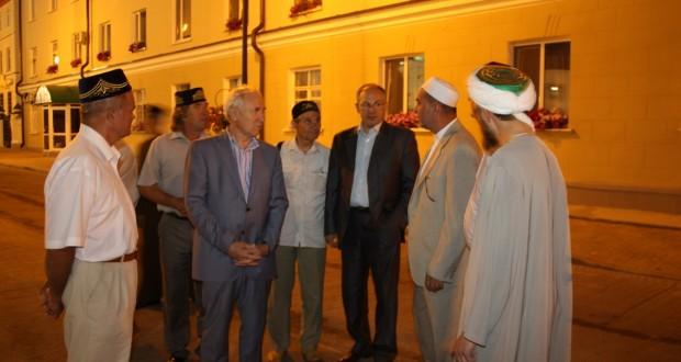 Бөтендөнья татар конгрессының Казан бүлекчәсе ифтар ашы үткәрде