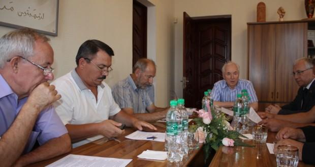 Бөтендөнья татар конгрессының Бюро утырышы узды