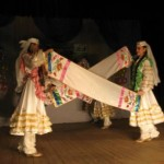 Interregional Festival of tatar national dance ''Әйлән–бәйлән""