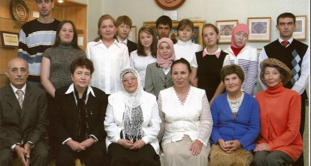 Repablic Public Organization of Tatar women ''Ak kalfak''