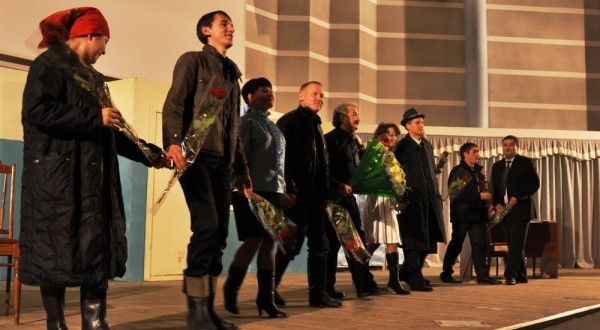 Interregional Festival theatres ''Idel yort''