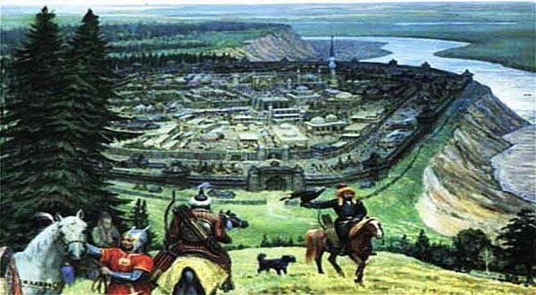 «Искер җыен» Халыкара тарихи-мәдәни мирас фестивале(Тобольск, Төмән өлкәсе)