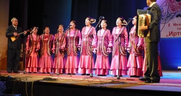 International Festival of tatar art ''Kozge Irtesh mongnare''