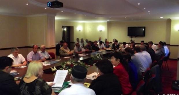 Конгресс татар Башкортостана отчитался о проделанной работе