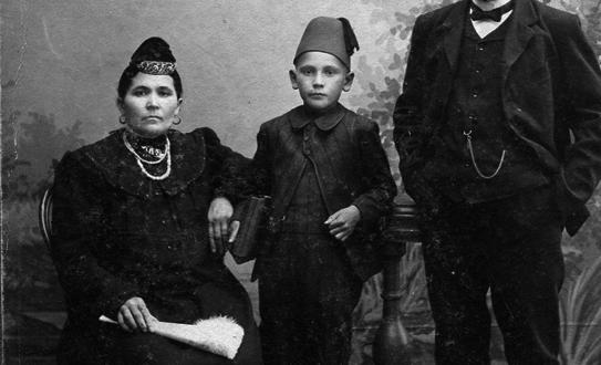 Күренекле мәгърифәтче, педагог Мозаффар Мөштәринең тууына 150 ел (1863-1937)