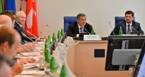 Встреча с волгоградскими татарами