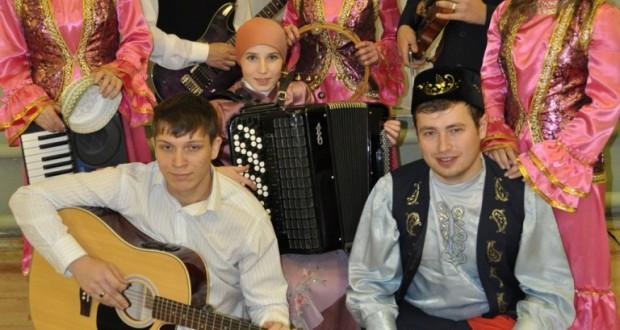 Вокально-инструментальный молодежный ансамбль «СафНур»