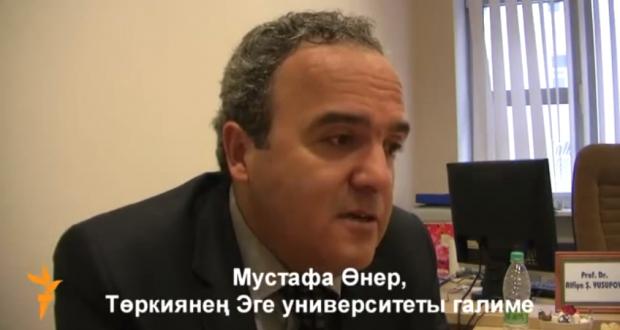 Мостафа Өнер: «Татарга татар телен пропагандалау кирәк»