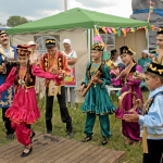 Фольклорно-этнографический коллектив «Шытыр-шатыр»