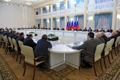 В.Путин: Межнациональные отношения требуют общего повышенного внимания.
