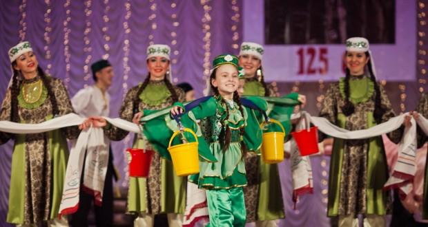 «Йолдыз» татар халык вокал – хореография  ансамбле