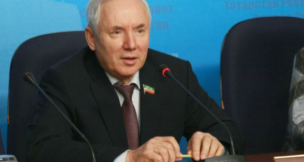 Press conference by Rinat Zakirov at the Tatarstan State Council