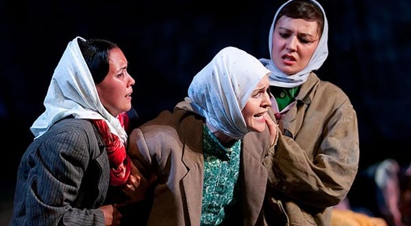В Актау ставят пьесу татарского автора Заки Зайнуллина «Женщины 41-го»