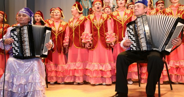 Народный ансамбль татарской песни «Дуслык»