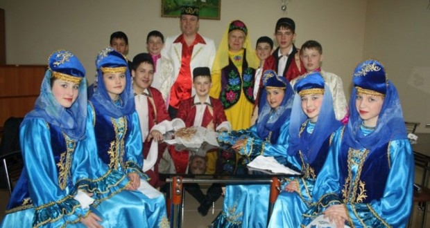 Фольклорно-эстрадный ансамбль «Мишар»