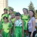 Ансамбль  татарской  песни  «Кынгыраулар»