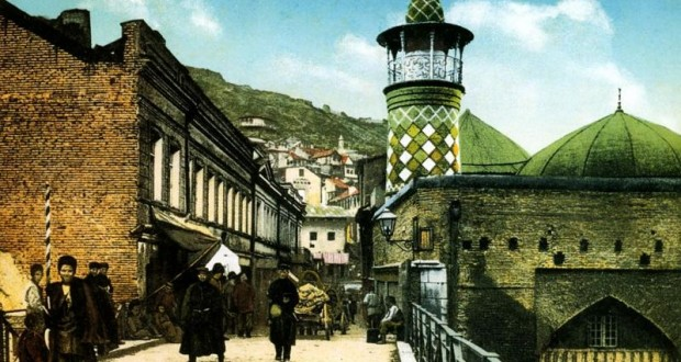 Татарские мотивы в живописи грузинского художника Нико Пиросмани