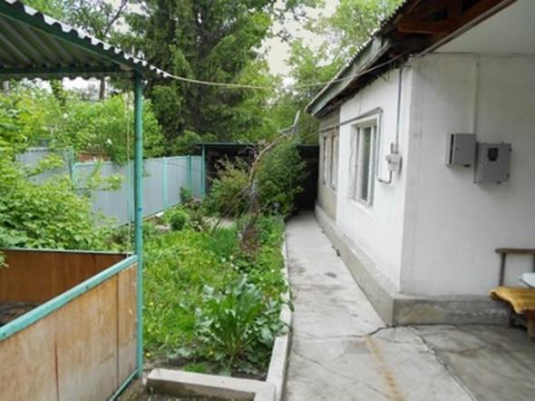 Татарский дом в алма-атинской Татарке