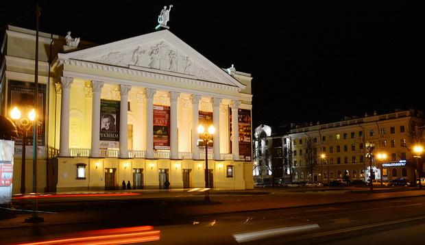 Казанский Театр Оперы и Балета