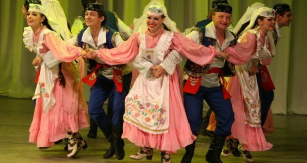 В Сургуте прошел фестиваль-конкурс по татарским народным танцам «Шома бас»