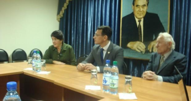 Уральск посетил полномочный представитель Татарстана в Казахстане