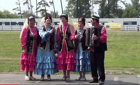Семейный ансамбль из Иркутской области «Алтын кояш» стал призером этнофестиваля