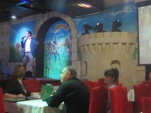 В Екатеринбурге прошел вечер встречи любителей татарской песни