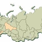 Общественные организации регионов Российской Федерации
