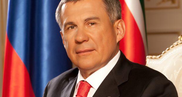 Президент Республики Татарстан встретился с Губернатором Челябинской области