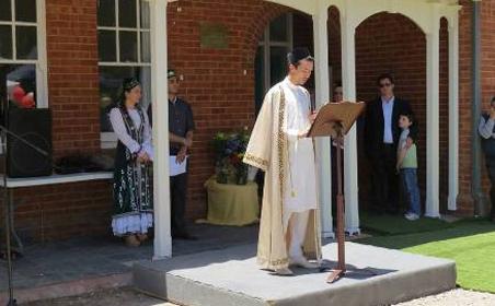 С долгожданным событием татар Австралии поздравил муфтий РТ.