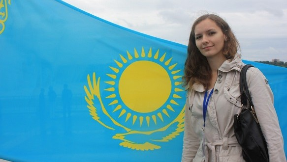 Tatar girl heads Coordinating Council of youth associations