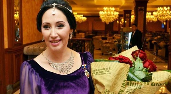Гульсина Байкенова из Атырау стала меценатом года