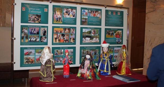 Первая выставка открылась в подмосковном «Центре татарской культуры и искусства»