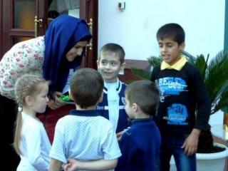 В Кемерово в дни каникул работал детский мусульманский лагерь