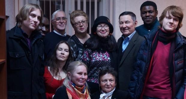 В Казани состоялась презентация книги альметьевского журналиста и литератора Рустама Тухватуллина