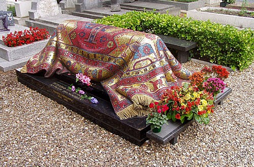 Tatar Diaspora in Paris visited the grave of Rudolf Nureyev