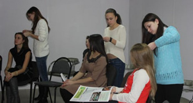 В гости в татарскую автономию Пензы пришли самые красивые татарочки