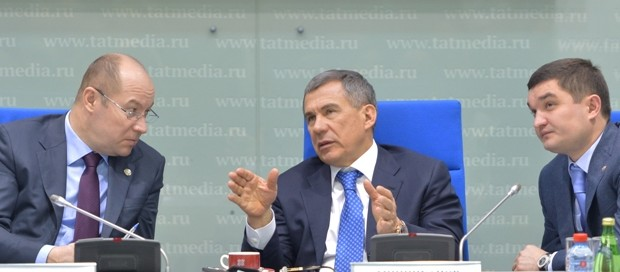 Rustam Minnikhanov charged to develop a strategy for the development of Tatmedia
