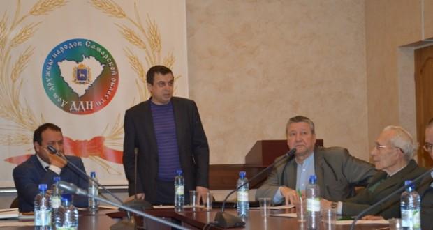 Самарские татары обсудили целесообразность созыва областного съезда