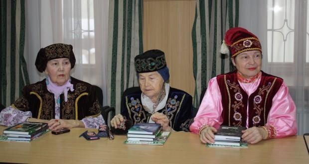 Организация татарских женщин «Ак калфак» проводит ознакомительный семинар