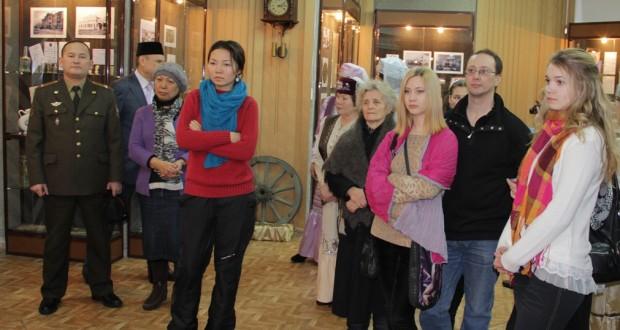 В Семее открыта выставка с участием татар
