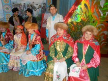 Forum – djien public Councils and activists of Tatar villages