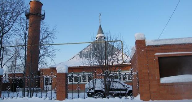 На крайнем севере открывается мечеть