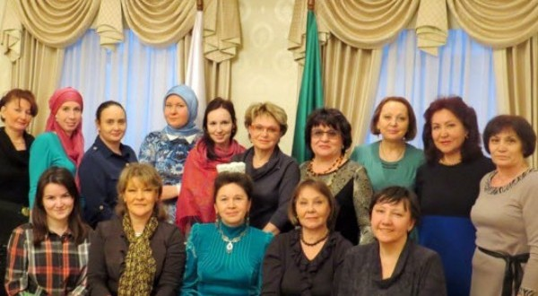 В Москве создано отделение общественной организации татарских женщин «Ак калфак»