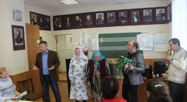 Чувашии, руководители татарских коллективов, прошли обучение по татарскому фольклору
