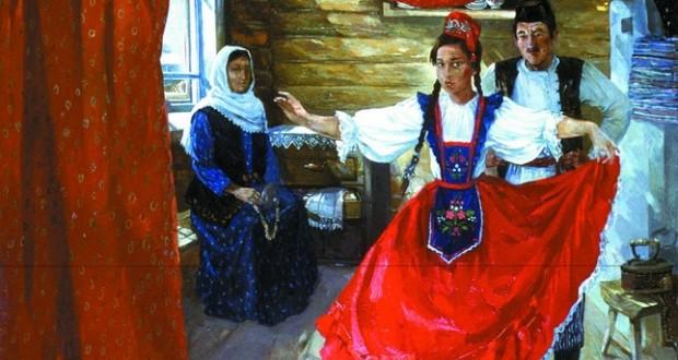 Постоянное представительство Республики Татарстан приняло участие в открытии выставки татарских художников